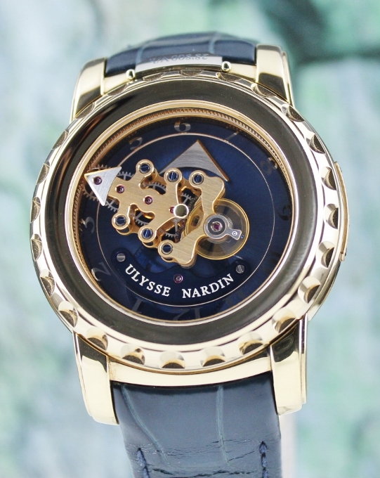 Ulysse Nardin Freak 2 Tourbillon 18K Rose Gold / 026.88